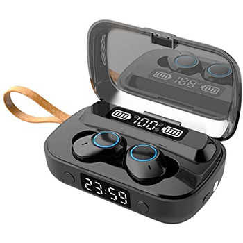 1PCS Stock A13 Wireless Earphone Bluetooth Headphones T-WS 5.1 LED Display Headsets Stereo Sport Earbuds with Retail Box