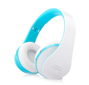Foldable Bluetooth Headphone Wireless Stereo Headset Hands-free With MIC MP3 Earphone For Smartphones Samsung iPhone Tablet PC
