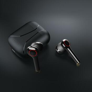 Cross-border explosion wireless Bluetooth headset TWS5.0 double ear touch three-dimensional invasive ear L31 call headphones