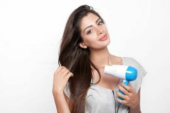 Nova Professional Hair Dryer Foldable 1000 watt + PRO-WAX 100 Hot Wax Heater