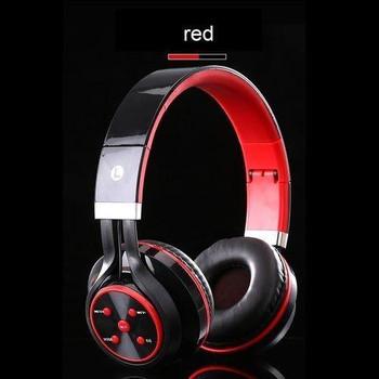2021 headband headphones wireless headphones Foldable ST7 Wireless Headset Card Headphones Fitness Sports Bluetooth Headset 6.21