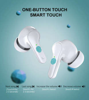 Cell Phone Earphones Third generation private model TWS true Wireless Stereo Noise Reduction Bluetooth headset 5.0 in ear Applicable to major brands