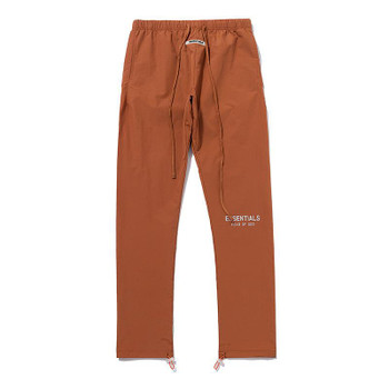 Feel of God 3M reflective drawstring nylon pants for men and women