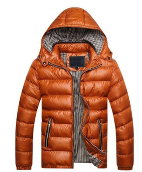 2021 Men Winter Coat Warm Fleece Down Jacket New Fashion Fur Hood Hat Men Outerwear Casual Mens Coats Thick Hoodies 4XL