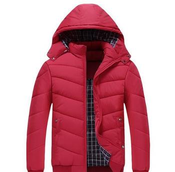 Winter Down Jacket Men Mixed Color Zippers Jackets Men's Warm Outerwear Fashion Design Outdoor High Quality Coats Size XXXXL Black