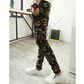 Camo Joggers Pencil Pants 2021 Fashion Slim Fit Camouflage Pants Men Pants For Track New Arrival KH85340211