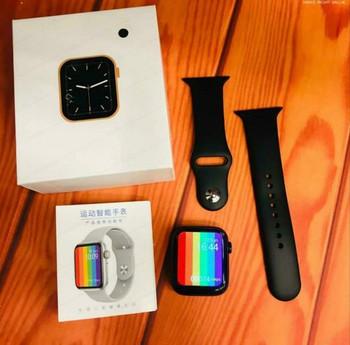 Black Square Apple W26 Series 6 Smartwatch