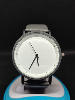 New Fashion Black White 2021 Men's Simple Style Men's Women Watch Fashion Men Wristwatch Fashionable casual Watches