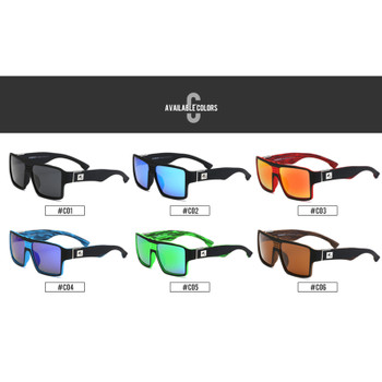 9bb2f297c0 DUBERY Polarized Sunglasses Men s Retro Male Goggle Colorful Sun Glasses  For Men Fashion Brand Luxury Mirror