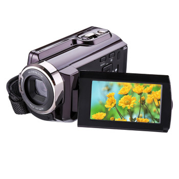 1080p Full HD Digital DSLR Camera Recorder Webcam Wifi Camcorder DV Video with Night Vision 3.0 Touch Screen Multi-Language