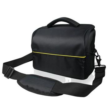 DSLR Camera Bag for Nikon D3000 D3200 D3400 D3300 D5100 D7100 D5200 D5300 D90 D7000 D610 P900 P520 D750 D7200 +Shoulder Strap