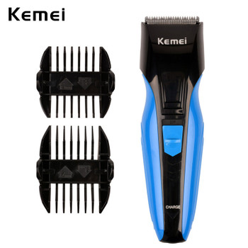 Kemei Rechargeable Hair Clipper Men Electric Professional Hair Trimmers Razor Shaver Beard Shaving Cutting Machine Kit Face Care