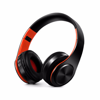 ZAPET Wireless Headphones Bluetooth Headphones Headsets and Headphones for girls with Samsung Xiaomi Sport and SD Card Play