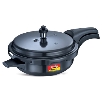 Prestige Deluxe Plus Hard Anodized Junior Pan