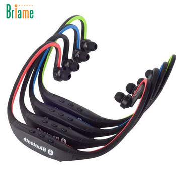 Briame S9 Sport Wireless Bluetooth Headset Handsfree Earphone Running Stereo Bluetooth Headphone For iPhone Samsung Xiaomi