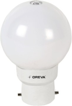 OREVA 0.5W LED MINI NIGHT LAMP - 6 PCS SET