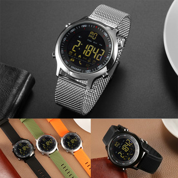 EX18 Smart Watch Men Smartwatch Wearable Devices 50m Professional Waterproof Activity Tracker Smart Watches For iOS Android