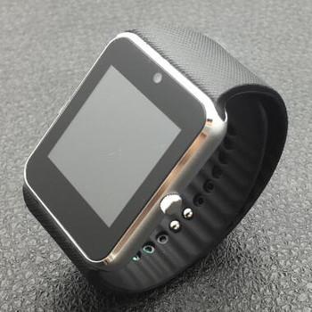 Slimy GT08 Smart Watch Bluetooth Smartwatch Wristwatch for Apple iPhone IOS Android Phone Intelligent Clock Sport Watch PK DZ09