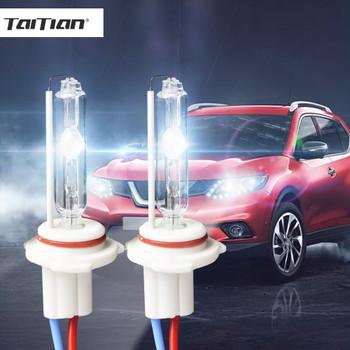 Taitian 2Pcs 12V 100W bulb h1 Hid Xenon Kit 8000K 6000K Canbus Xenon h7 Xenon h4 car lamps H11 H3 fog light 9005 HB3 9006 HB4