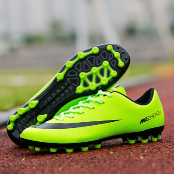 2017 New Fashion Football Shoes Men Broken Nail TF Indoor Training Soccer Shoes (d6838c75)