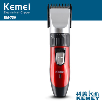 kemei hair trimmer clipper rechargeable hair cutting hair shaving machine electric shaver for man beard trimmer styling tools