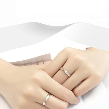 2018 None Trendy Real Engagement No Lover Co., Ltd. Promotion Fashion 925 Ring Japan And South Korea Simple Personalized Gift