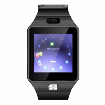 Bluetooth Smart Watches DZ09 Smartwatch For Android Apple Phone Clock Support Facebook Whatsapp SD SIM With Camera