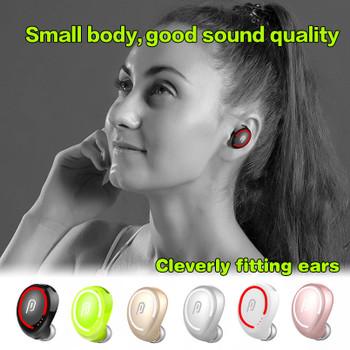 2018 mini bluetooth headphones fone de ouvido bluetooth auriculares Sport bluetooth headset music wireless phone Earphone mp3 pc