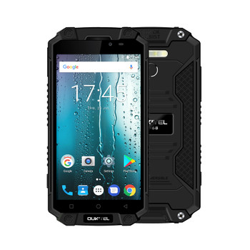 "Oukitel K10000 Max IP68 Waterproof Dustproof Shockproof Mobile Phone Android 7.0 MT6753 Octa Core 3GB RAM 32GB ROM 5.5"" 10000mAh"
