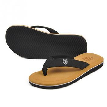 2017 Mens Flip Flops Sandals EVA Casual Men Shoes Summer Fashion Beach Flip Flops Sapatos Hembre sapatenis masculino
