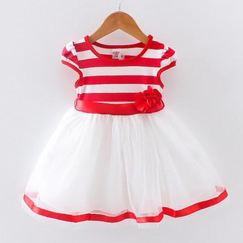 de0c6db8fbdb Baby girl Dress 2018 summer girls dresses style infantile Dress hot ...