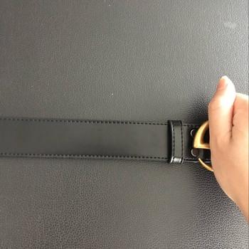 women belt Luxury designer brand luxury GG Belts for women double G Buckle Soild Brass Genuine Leather For Jeans Dress