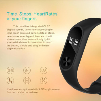 1Pc Smart Band Heartrate Monitor Blood Pressure Monitor Digital Health Care Meter tonometer auto sphygmomanometer R3