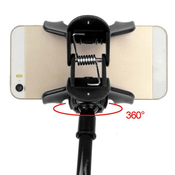 360 Rotating Flexible Long Arms Mobile Phone Holder Desktop Bed Lazy Bracket Mobile Stand