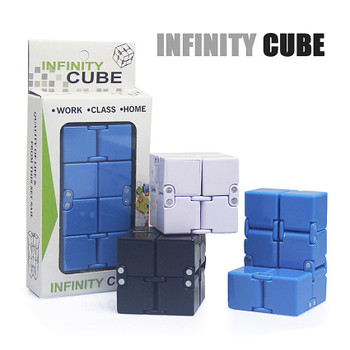 New Trend Creative Magic fidget cube antistress cube toys Office flip Cubic Puzzle puzzles & magic cubes