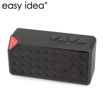 EASYIDEA speaker Built-in Microphone Bluetooth Speakers Wireless Mini Loudspeaker Portable speakers For Phone Bluetooth Speaker