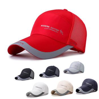LNRRABC Hot Sale Men's Baseball caps Multicolor Breathable Casual Adjustable Letter Sports Mountaineering Cap For Women Men