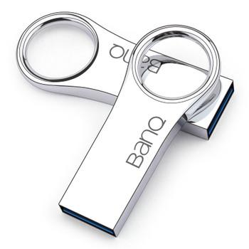 BanQ P80 128GB 64GB 32GB 16GB USB 3.0 Flash Drives Fashion High Speed Metal Waterproof Usb Stick Pen Drive