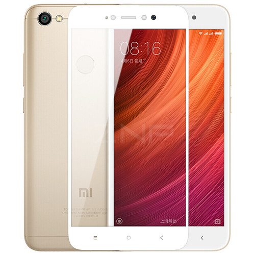 ZNP Full Screen Protective Tempered Glass For Xiaomi Redmi Note 5A 5 Plus Protector Film For Redmi 5A Note 5A glass Full cover