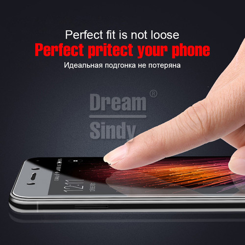 5D Full Protective Tempered Glass For Xiaomi Redmi 4X 4A Note 4 4X Cover Screen Protector For Xiaomi Redmi 5 Plus 5A Glass Film