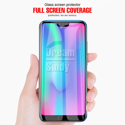 9H Full Protective Tempered Glass For Huawei Honor 10 P20 Pro Full Cover Screen Protector Film For Huawei P20 Lite Glass Film