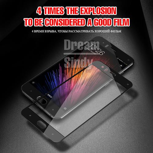 9H Full Screen Protector Film For xiaomi Mi6 Mi5 Mi5s Glass Ultra-thin Tempered Glass For xiaomi Mi A1 5X protective Glass Film