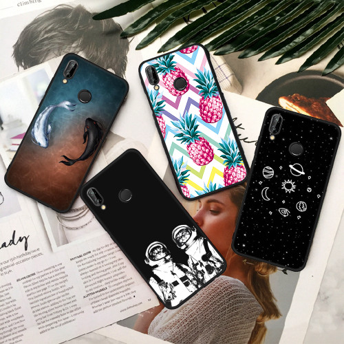 Phone Case For Huawei P20 Lite Mate 10 Lite P20 Pro P10 P9 P8 Lite 2017 Cover For Huawei Honor 9 8 9 Lite Nova 3e 2i Shell Coque
