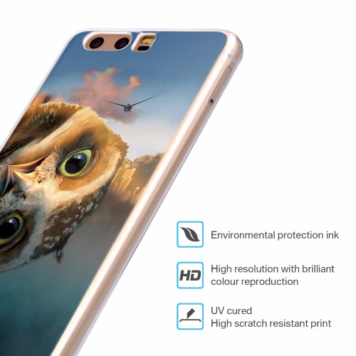 BigChen Case For Huawei Mate 10 P8 P9 P10 Lite Y5 Y6 II  Y3 2017 Soft TPU Cover For Huawei Honor 6A 9 6X Nova 2 Plus Phone Cases