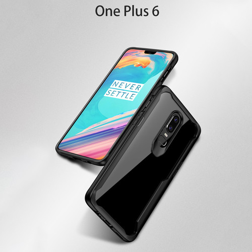 Oneplus 6 Case Cover Anti-knock Clear Phone Case For OnePlus 6 Soft TPU Silicone Back Cover Protective Case For One plus 6 Six