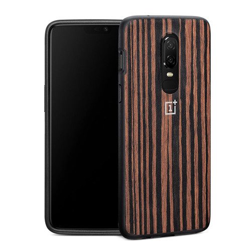 Oneplus 6 Case 100% Original Official Sandstone Silicon Nylon Karbon Ebony One Plus 6 Bumper Case Oneplus6 Protective Back Cover
