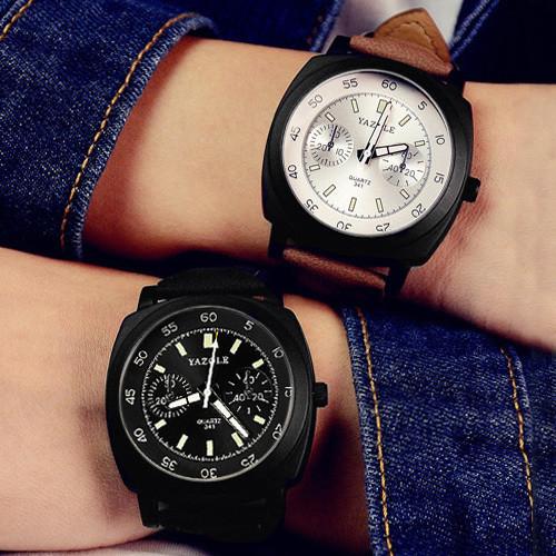 YAZOLE 2017 Sport Wrist Watch Women Famous Brand Female Clock Quartz Watch Lady Girl Quartz-watch Montre Femme Relogio Feminino