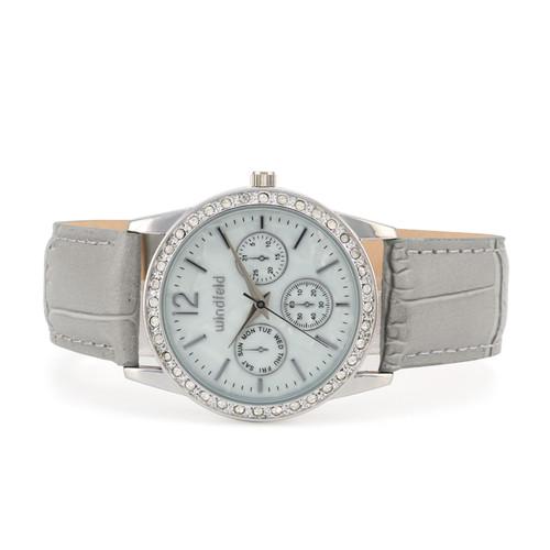 New Luxury Woman Watch Diamond Magnifying Glass Watches Dress Quartz Watch Female Famous Brand Wrist Watch Hot free shipping