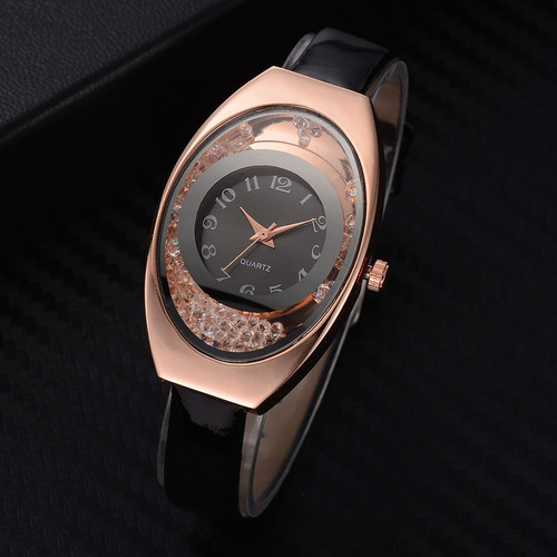 Leather Watches Women Luxury Top Brand Strap Dress Quartz Watch For Ladies Bracelet Wristwatches Female Clock Relogio Feminino