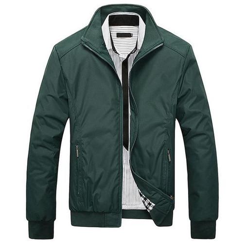TANGNEST Men's Jackets 2018 Men's New Casual Jacket High Quality Spring Regular Slim Jacket Coat For Male Wholesale MWJ682